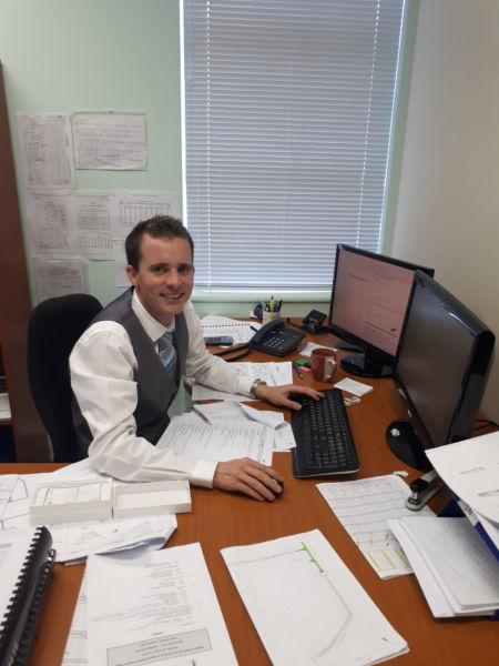Dirk Vijoen - Professional Registered Engineer