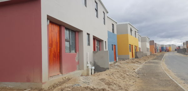 Lukhozi - Social Housing Infrastructure - 1450 Forest Village Housing Project