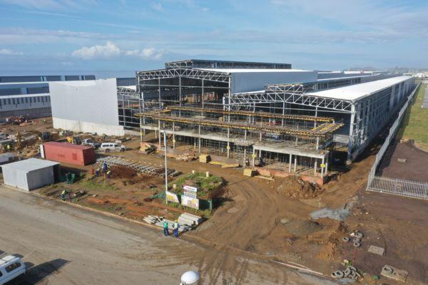Lukhozi Consulting Engineers - Project Management - ELIDZ GE1 Factory
