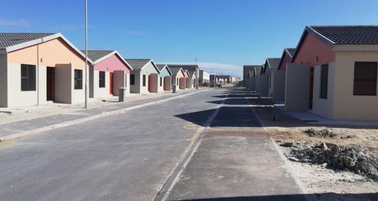 Lukhozi - Social Housing Infrastructure - 1450 Forest Village Housing Project