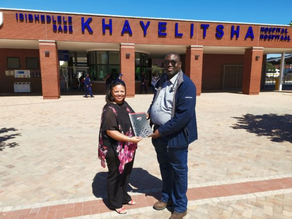Lukhozi Donates to Pediatric Neo-Natal Unit
