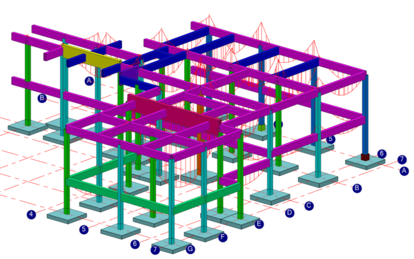 Lukhozi Consulting Engineers -Structural Design - MasterSeries - Structural - Design