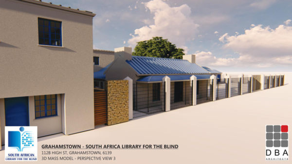 Lukhozi Consulting Engineers - South African Library for the Blind - Library - Renovations