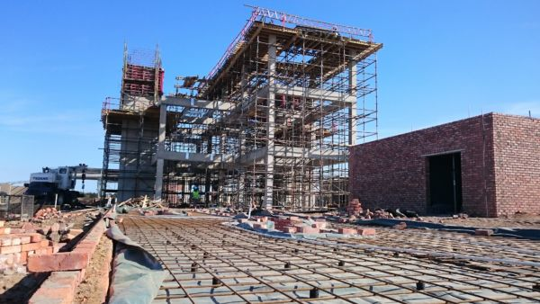 Lukhozi Consulting Engineers - Chalet - Structural Design - Framed Building