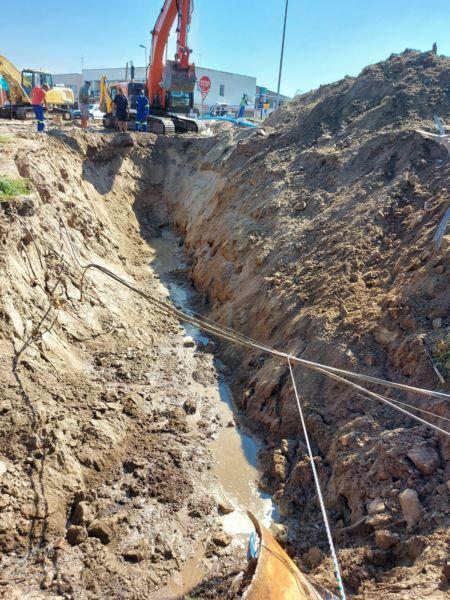 Machine Excavation